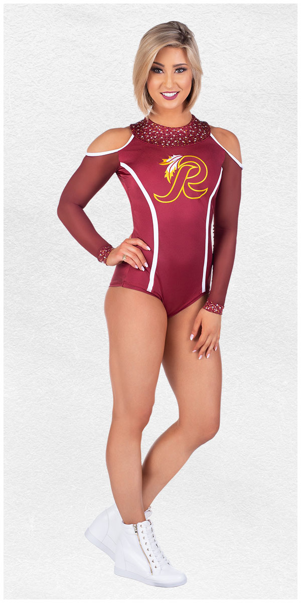 Ashley M -  Washington Redskins Cheerleader 2019