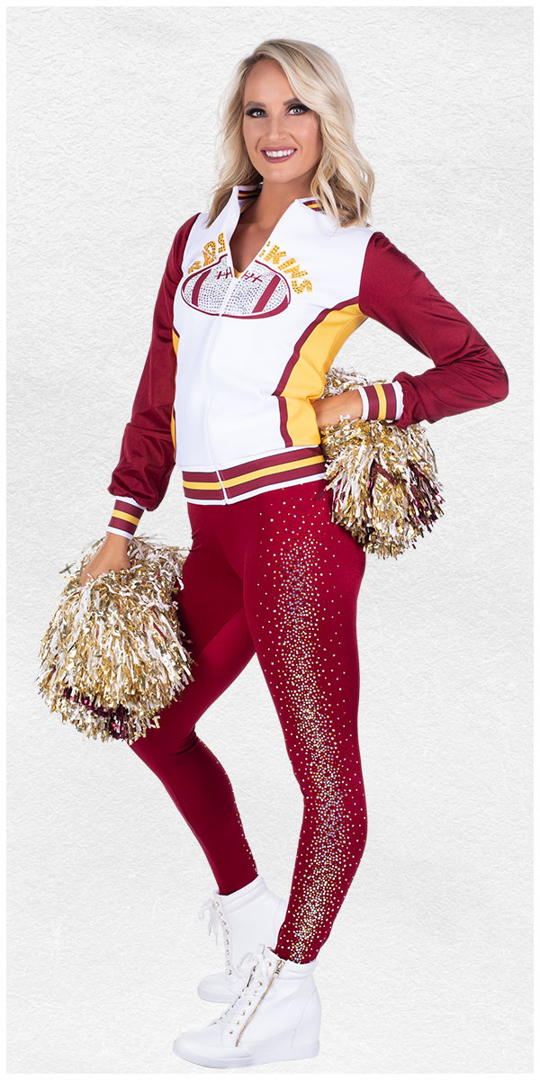 Jade - Washington Redskins Cheerleader 2019