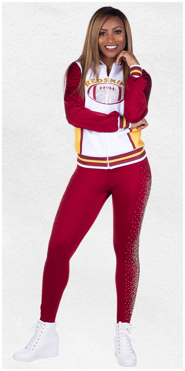 Javai - Washington Redskins Cheerleader 2019