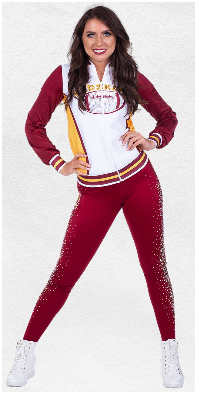 Jordyn - Washington Redskins Cheerleader 2019