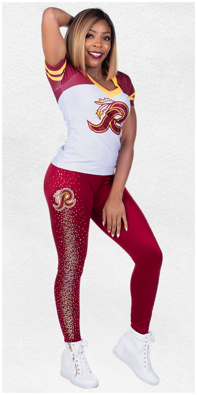 Kiki - Washington Redskins Cheerleader 2019